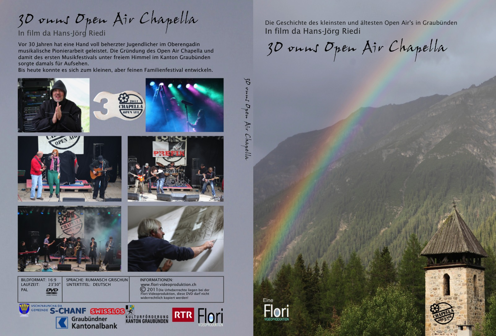 30 Jahre Open Air Chapella