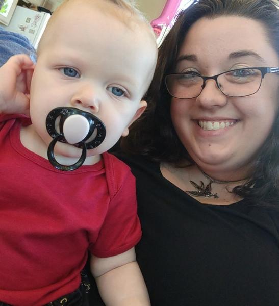 Ashley & Charlotte (Niece)