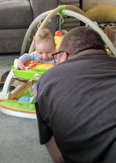 Brendan & Sheamus (Nephew)