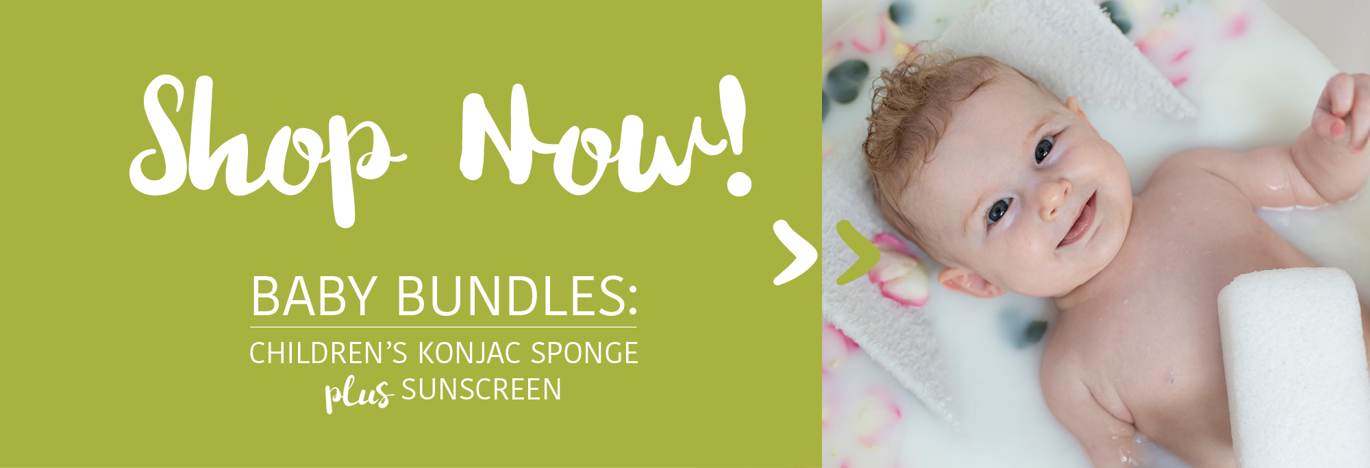 Konjac Baby Bundle