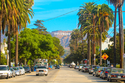 Running in Los Angeles : the city of Angels