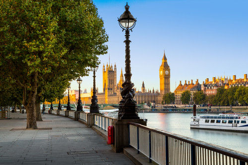 Running in London: the World city