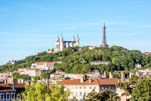Running in Lyon: Lugdunum, the capital of Gaul