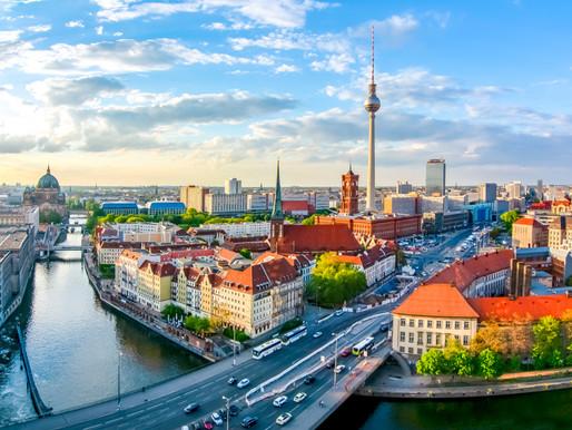 Running in Berlin: the Bear-ling city