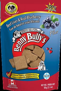Benny Bully Blueberry