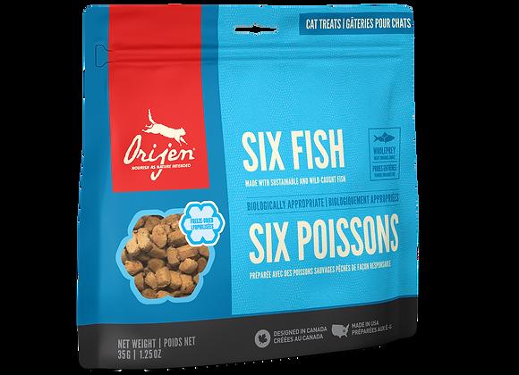Orijen Six Fish Treats
