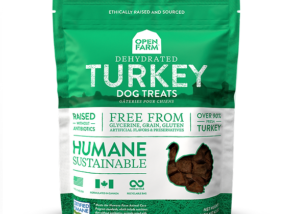 Open Farm Turkey Treats