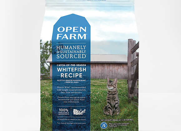 Open Farm Whitefish