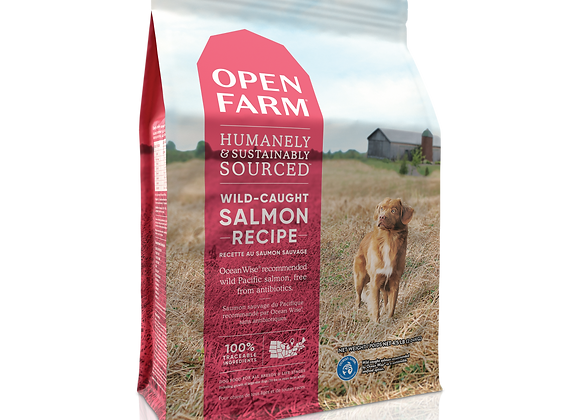 Open Farm Wild Salmon