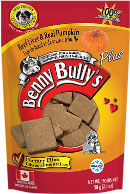 Benny Bully Pumpkin