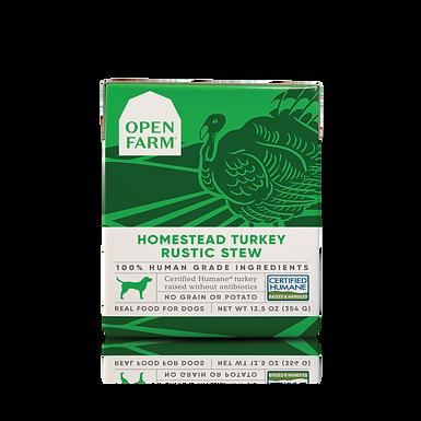 Open Farm Turkey Rustic Stew