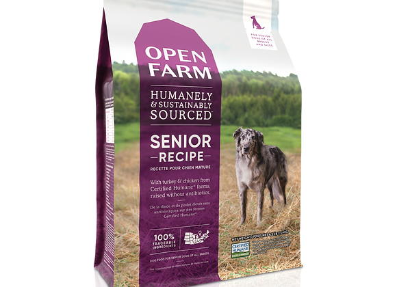 Open Farm Senior