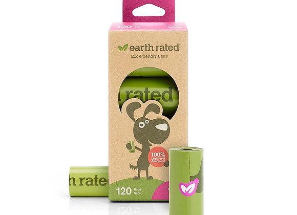 Earth Rated Poop Bags (8 Pk )