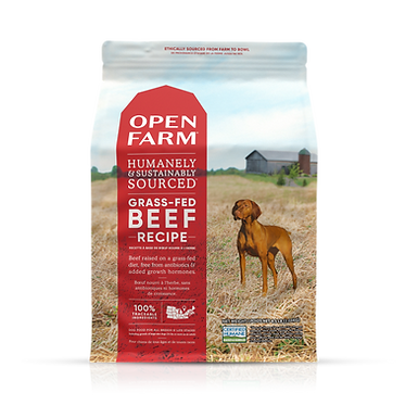 Open Farm Grass Fed Beef