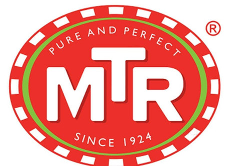 MTR - A reliable INDIAN  food