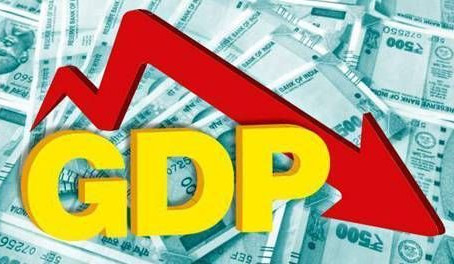 Disaster of GDP growth in INDIA