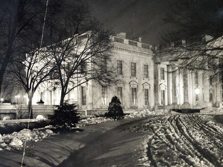 Haunted AF Tales from the White House