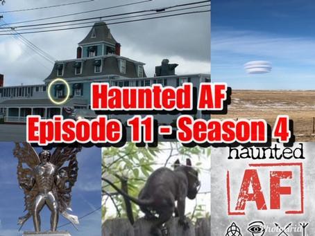 Haunted AF: Episode 11-Season 4
