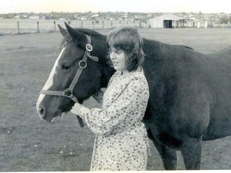 Dianne's Cowboy Ghost