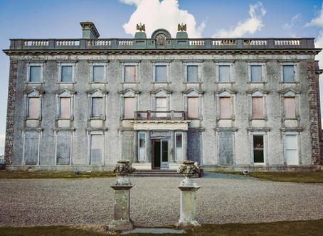FOR SALE: Haunted AF Irish Mansion