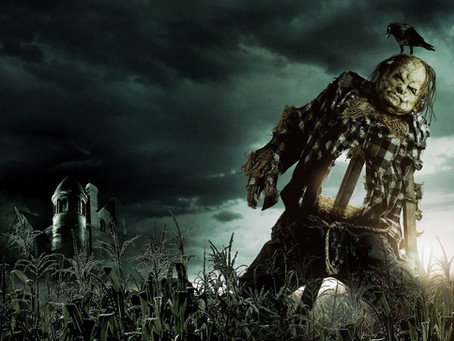 """See """"Scary Stories to Tell in the Dark"""" EARLY & FOR FREE!"""