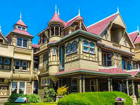 UPDATE: Winchester Mystery House Virtual Tours