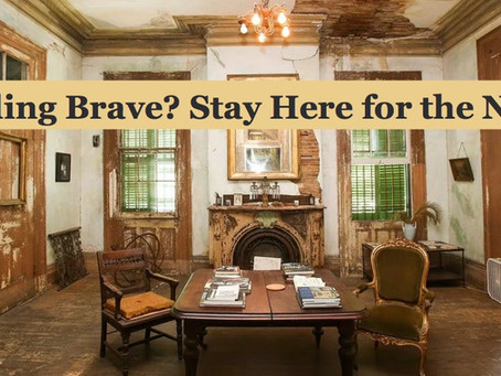 10 Haunted Airbnb Rentals (Or Are They Just Junky?)