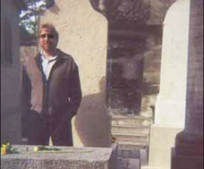 Jim Morrison's (alleged) Ghost Photo