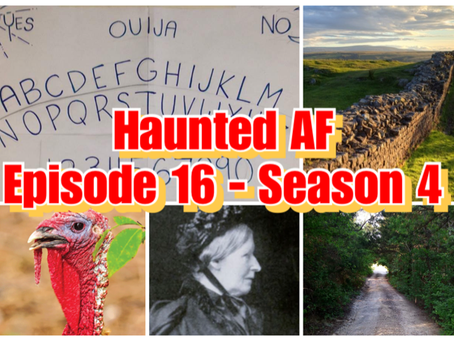 Haunted AF: Curse of the Poultry-Geist (Ep16-Season 4)