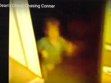 Connor's Ghost- Caught on Tape