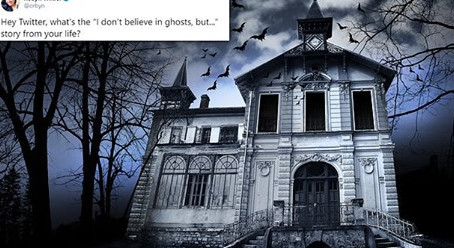 Need a Ghost Story RIGHT NOW???
