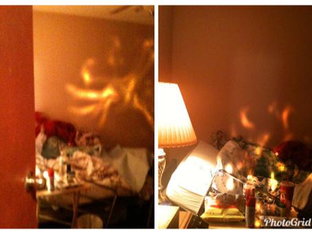 Nanny's Ghostly Photos