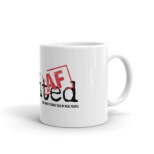 Haunted AF Mug