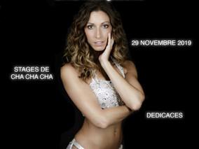 Stages de Cha Cha Cha à l'académie de Danse de Brest (29) Vendredi 29 Novembre 19