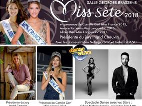 Election Miss Sète 2018 – Samedi 02 Juin 18 à Sète (34)