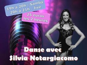Stage de Danse – Mercredi 07 Mars 2018 dès 19h00 à Etreillers (02)
