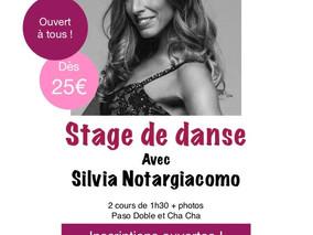 Stage de danse le Dimanche 06 Mai à Guînes (62)