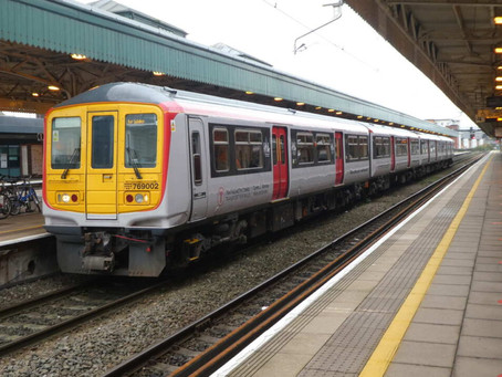 Refurbished TfW Class 150s to enter service alongside Class 769s in Cardiff