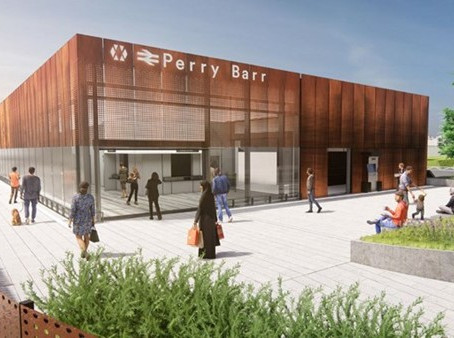 New Designs for Railway Station Redevelopment