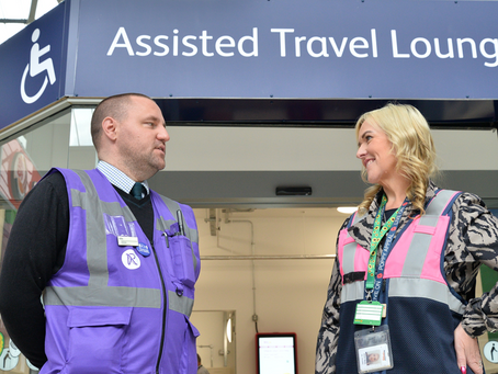 National Strategy to Boost Accessibility for Disabled Passengers – A Start at Reading
