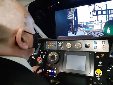 Investment in Simulation and Reality at Plymouth