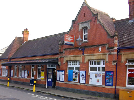 Exciting new plans for Newbury station redevelopment
