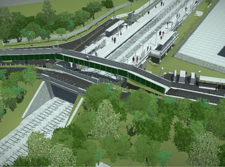Marsh Barton to Have a New Station