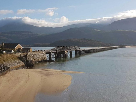 Barmouth Viaduct - Stage 2 - a Boost for the Local Economy!