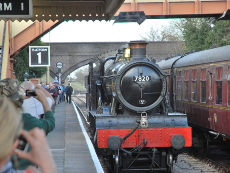 Cultured Support for Dinmore Manor