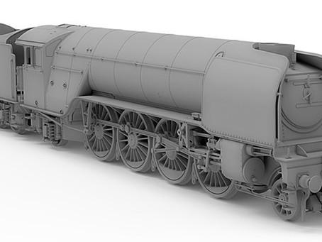 Hornby's new P2 models