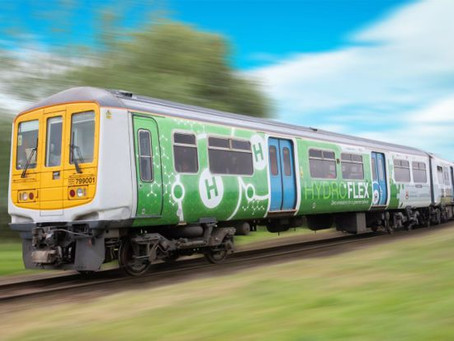 H2 Green and Eversholt Rail target green future for Britain's railways
