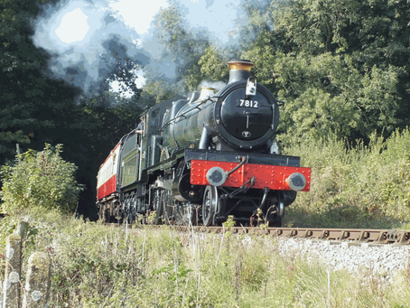 Severn Valley Ends Lineside Passes and Photo Charters