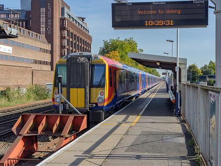 Alstom to upgrade Porterbrook's Class 458 fleet for South Western Railway
