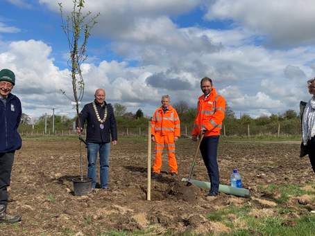 South Gloucestershire community will soon be planting their own woodland – thanks to unique land dea